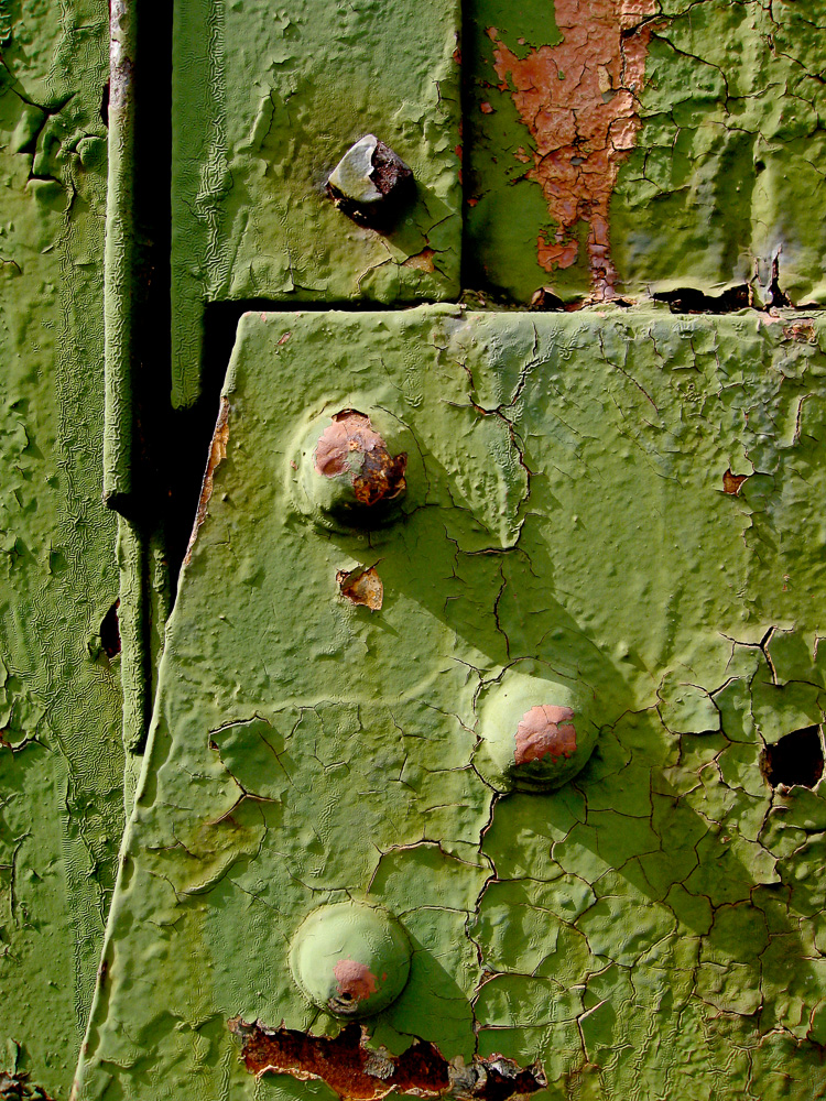 Abstract-green door detail IMG_3857