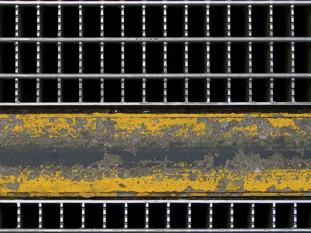 Abstract-road grating