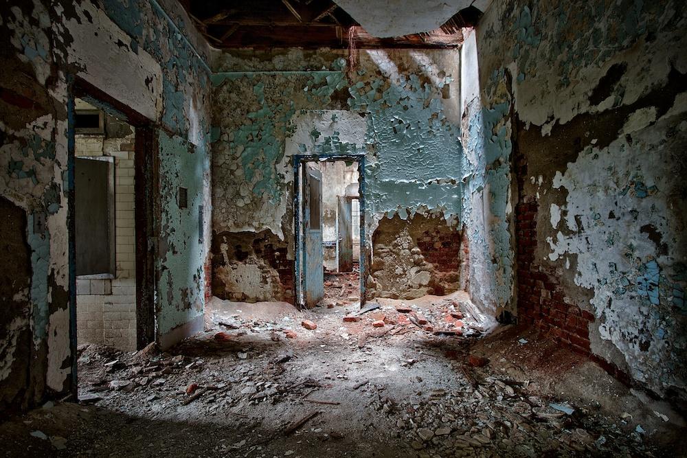 Greystone state hospital rustyjaw for The greystone